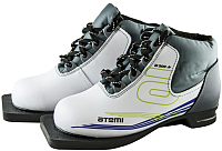 Ботинки для беговых лыж Atemi А200 Jr White NN75 (р-р 32) -