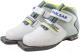 Ботинки для беговых лыж Atemi А240 Jr White NN75 (р-р 30) -