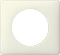 Рамка для выключателя Legrand Celiane 66701 (белый перкаль) -