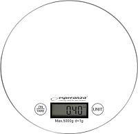 Кухонные весы Esperanza Mango EKS003W (белый) -