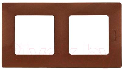 Рамка для выключателя Legrand Etika 672572