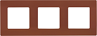 Рамка для выключателя Legrand Etika 672573 (какао) -