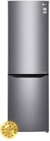 Холодильник с морозильником LG GA-B419SLJL -