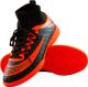 Бутсы футбольные Atemi SD100 Indoor (черный/оранжевый, р-р 33) -