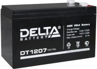 Батарея для ИБП DELTA DT 1207 (12В/7 А/ч) -