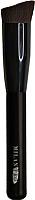 Кисть для макияжа Milan Pro 7T круглая со скошенным срезом для тональной основы -