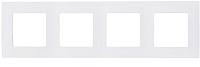 Рамка для выключателя Legrand Etika 672504 (белый) -