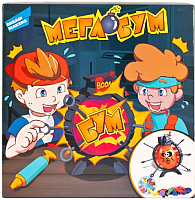 Настольная игра Dream Makers Мега Бум / B3110 -