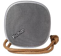 Портативная колонка Yoobao Mini-Speaker M1 (серебристый) -