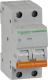 Выключатель автоматический Schneider Electric Домовой 11213 -