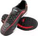 Бутсы футбольные Atemi SD500 TURF (черный/красный, р-р 32) -