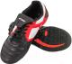 Бутсы футбольные Atemi SD730A TURF (черный/белый/красный, р-р 45) -