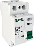 Устройство защитного отключения Schneider Electric DEKraft 14052DEK -