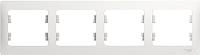 Рамка для выключателя Schneider Electric Glossa GSL000104 -