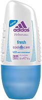 Антиперспирант шариковый Adidas Cool&Care Fresh (50мл) -