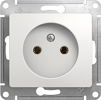 Розетка Schneider Electric Glossa GSL000141 -