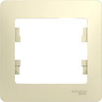Рамка для выключателя Schneider Electric Glossa GSL000201 -