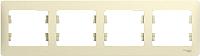 Рамка для выключателя Schneider Electric Glossa GSL000204 -