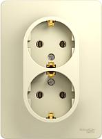 Розетка Schneider Electric Glossa GSL000224 -