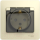 Розетка Schneider Electric Glossa GSL000248 -