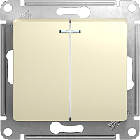 Выключатель Schneider Electric Glossa GSL000253 -