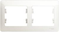 Рамка для выключателя Schneider Electric Glossa GSL000602 -