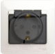 Розетка Schneider Electric Glossa GSL000648 -