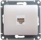 Розетка Schneider Electric Glossa GSL000681K -