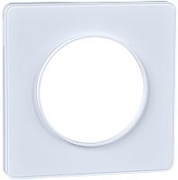 Рамка для выключателя Schneider Electric Odace S52P802 -