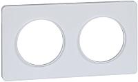Рамка для выключателя Schneider Electric Odace S52P804 -