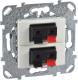Розетка Schneider Electric Unica MGU5.8787.25ZD -