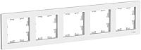 Рамка для выключателя Schneider Electric AtlasDesign ATN000105 -