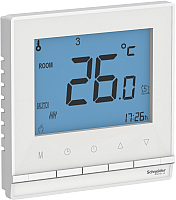 Терморегулятор для теплого пола Schneider Electric AtlasDesign ATN000138 -
