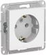 Розетка Schneider Electric AtlasDesign ATN000143 -