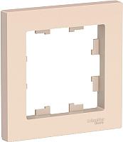 Рамка для выключателя Schneider Electric AtlasDesign ATN000201 -