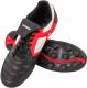 Бутсы футбольные Atemi SD730A MSR (черный/белый/красный, р-р 35) -