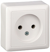 Розетка Schneider Electric Хит RA10-131-B -