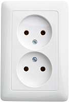 Розетка Schneider Electric Хит RS16-235-B -