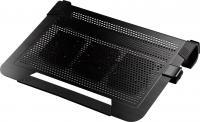 Подставка для ноутбука Cooler Master NotePal U3 Plus Black (R9-NBC-U3PK-GP) -