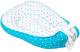Бортик-гнездышко Roxy-Kids RNB-7545B (голубой) -
