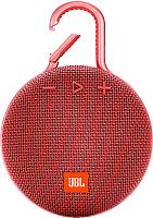 Портативная колонка JBL Clip 3 (красный) -