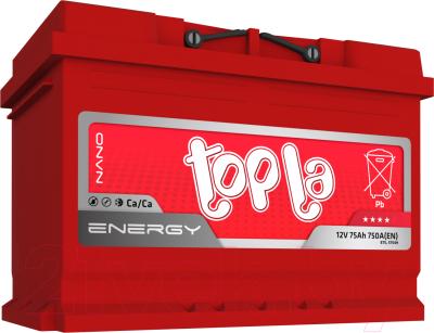 Автомобильный аккумулятор Topla Energy L+ / 108375