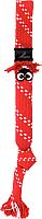 Игрушка для животных Rogz Scrubz Medium / RSC03C (красный) -