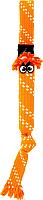 Игрушка для животных Rogz Scrubz Small / RSC01D (оранжевый) -