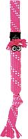 Игрушка для животных Rogz Scrubz Medium / RSC03K (розовый) -