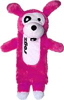 Игрушка для животных Rogz Clones Thinz Large / RCS05K (розовый) -