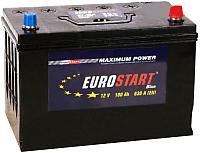 Автомобильный аккумулятор Eurostart Blue Asia R+ (100 А/ч) -