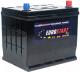Автомобильный аккумулятор Eurostart Blue Asia R+ (60 А/ч) -