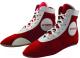 Обувь для самбо Atemi Замша (красный, р-р 45) -