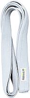 Пояс для кимоно Atemi Белый (280см) -